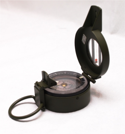 British Army compass