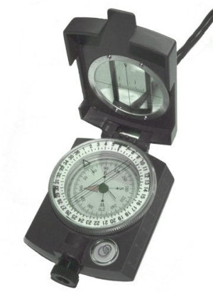 No-name lense compass